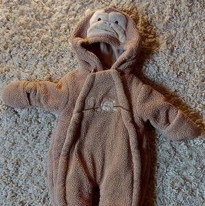Baby monkey suit 🐒